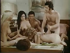 Group Sex, Hairy, MILF, Swinger
