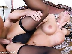 Asian, Big Ass, Big Tits, Creampie
