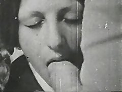 Blowjob, Hairy, Old and Young, Vintage