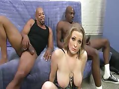 Anal, Double Penetration, Interracial, Threesome