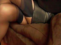 Secretary, Softcore, Stockings