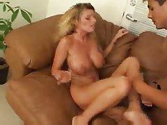 Pornstar, Blonde, Hardcore