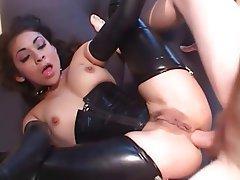 gratis naket anal latex
