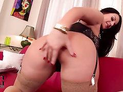 Big Ass, Big Tits, Ebony, Stockings