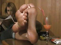 Amateur, Close Up, Foot Fetish