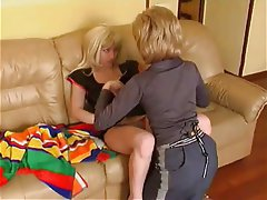Lesbian, Mature, MILF, Old and Young, Russian