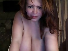 Amateur, Big Boobs, MILF, Webcam