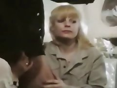 Blowjob, Cumshot, German, Group Sex, Vintage