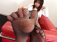 Asian, Foot Fetish, Japanese, Stockings