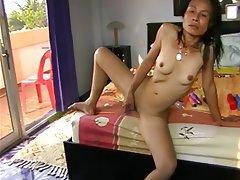 Amateur, Asian, Masturbation, Mature, MILF