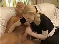 Blonde, Blowjob