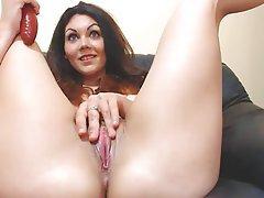 Babe, Masturbation, Orgasm, Squirt, Webcam