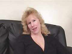 BBW, Blonde, Double Penetration, Interracial