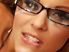 Babe, Blowjob, Close Up, Lingerie