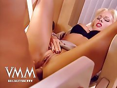 Anal, Big Boobs, Creampie, German