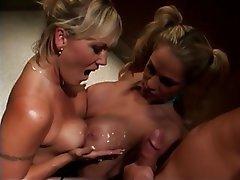 Blonde, Group Sex