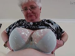 busty grand mother