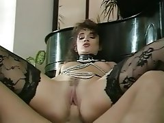 Anal, Blowjob, Group Sex, Stockings, Vintage