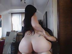 Amateur, Ass Licking, Babe, Brunette