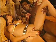 Anal, Group Sex, Hairy, Interracial